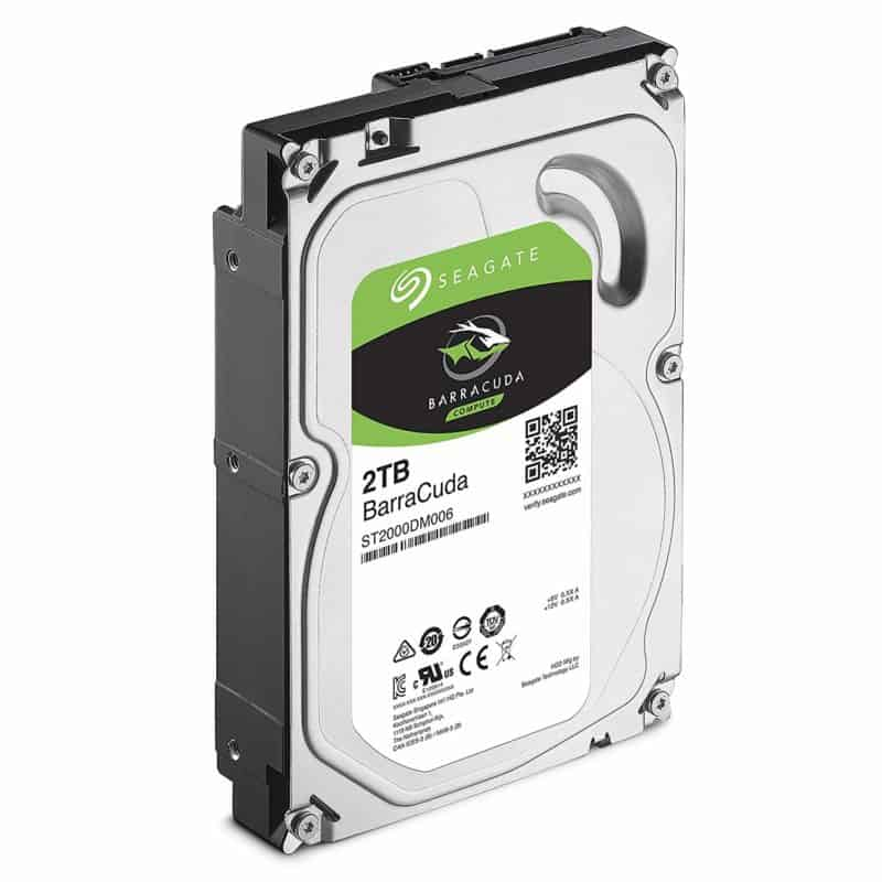 Seagate Barracuda 2TB 7200RPM