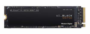 WD BLACK SN750 SSD 500gb