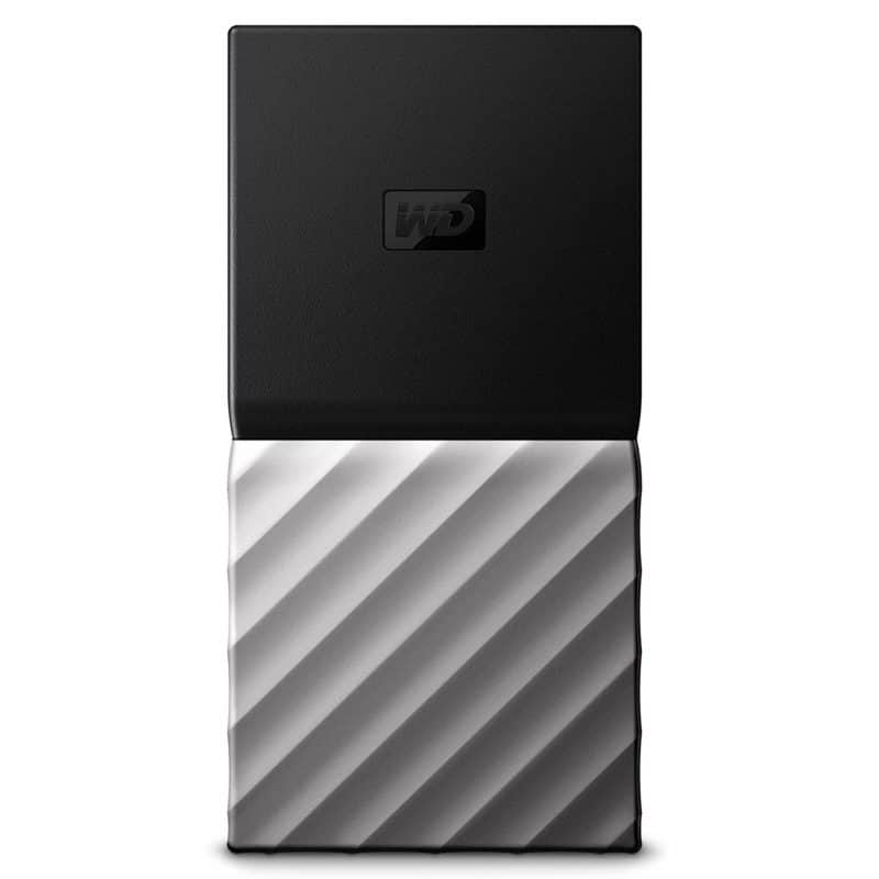 Western digital My Passport SSD