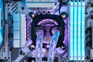 corsair hydro x water cooling pc 11