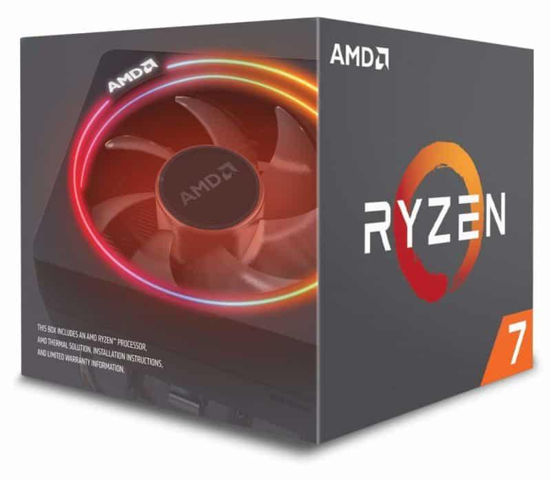 AMD Ryzen 5 2700X Processor