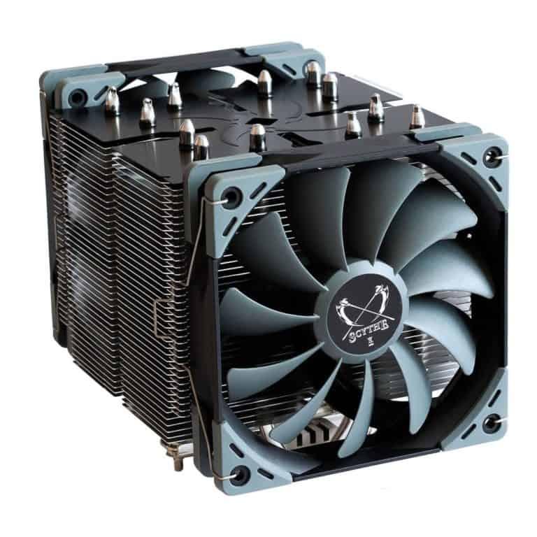 scythe ninja 5 air cooler