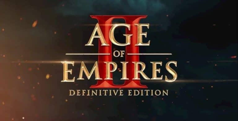 Age of Empires II Definitive Edition E3 2019