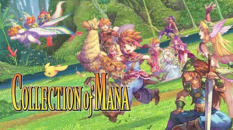 Collection of Mana e3 2019 release