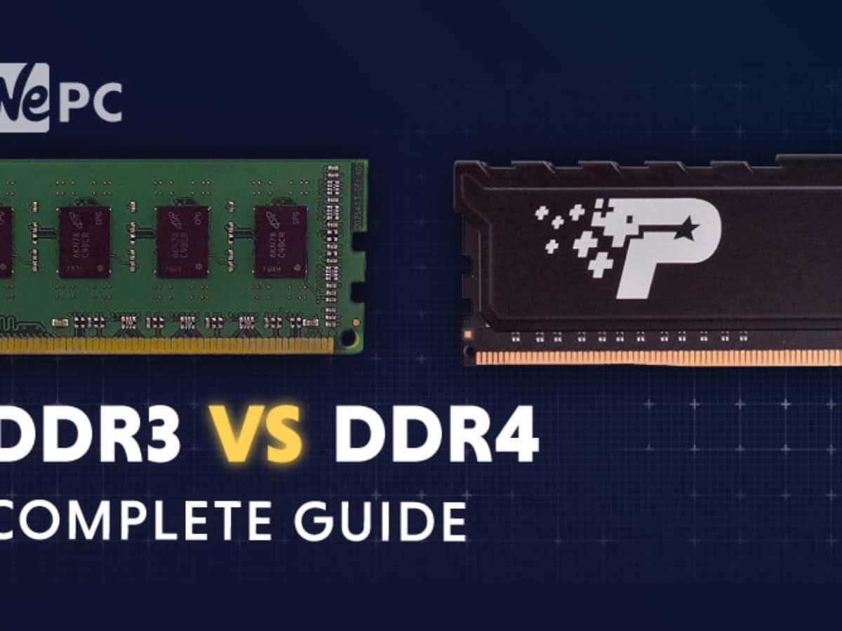 Ddr3 Vs Ddr4 2020 Comparison Guide