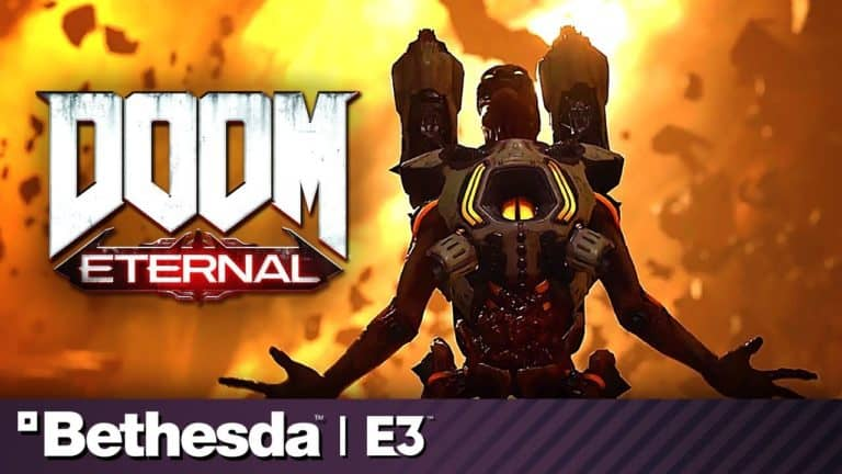 DOOM Eternal e3 2019 release date