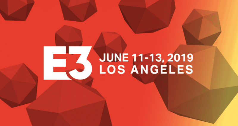 E3 2019 Schedule