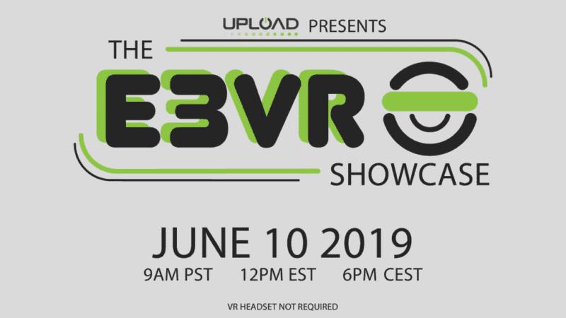 E3VR Showcase E3 2019