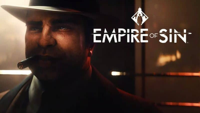 Empire of Sin e3 2019
