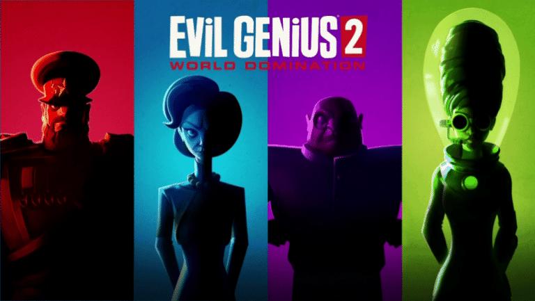 Evil Genius 2 World Domination e3 2019