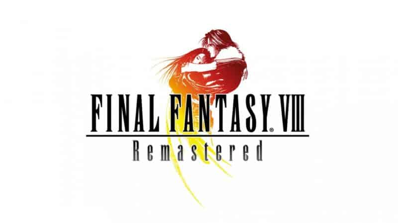Final Fantasy VIII Remastered E3 2019