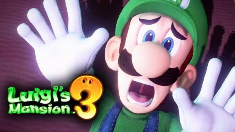 Luigi's Mansion 3 E3 2019 Trailer Release