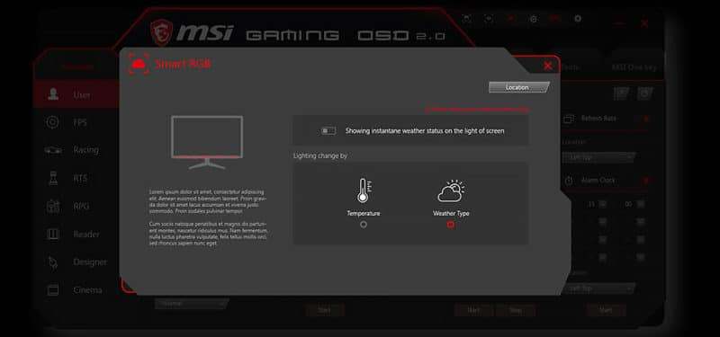 MSI Optix MPG341CQR UWQHD smart RGB