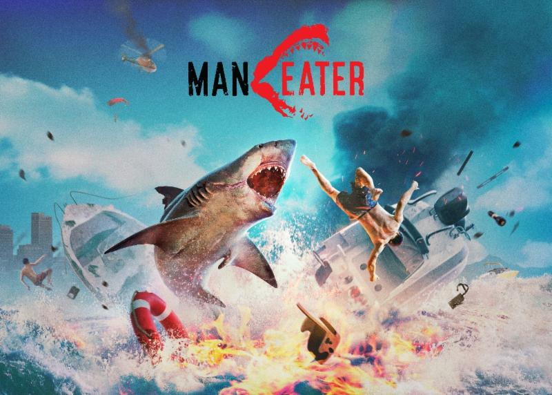 Maneater E3 2019