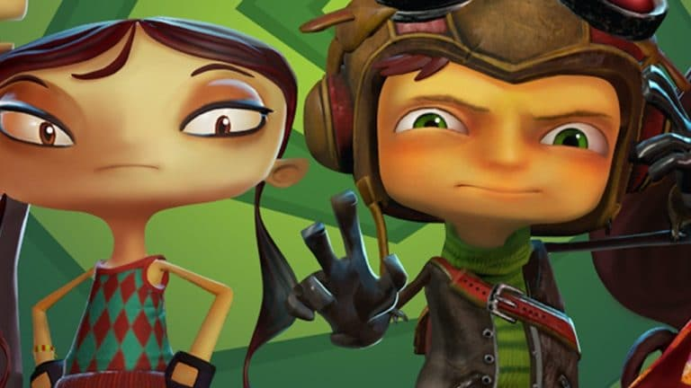 Microsoft Acquires Psychonauts Developer Double Fine Productions