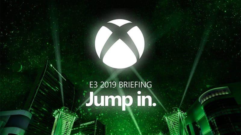 Microsoft Xbox E3 2019 Briefing