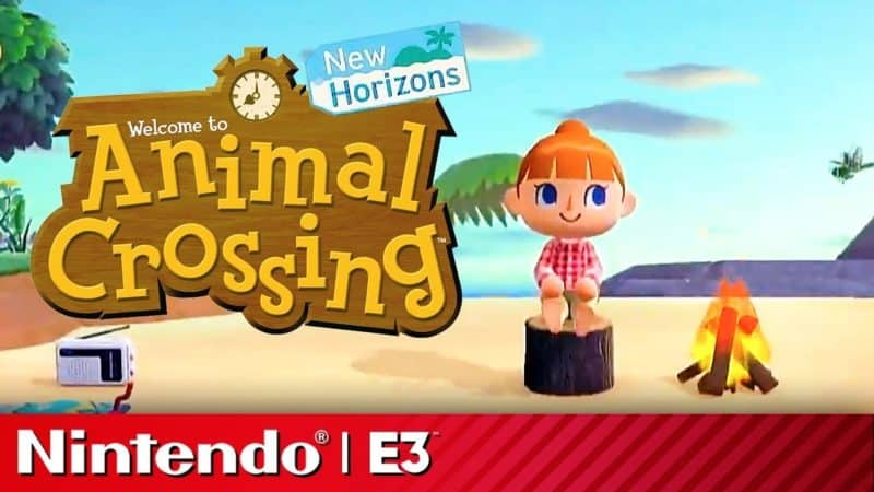 Nintendo Reveals Trailer For Animal Crossing E3 2019