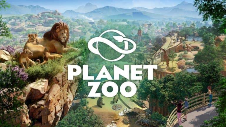 Planet Zoo e3 2019