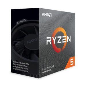 Ryzen 3600x packaging