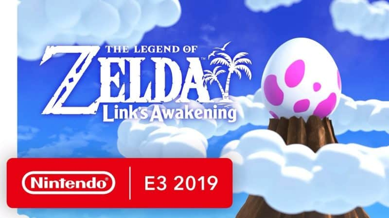 The Legend of Zelda Links Awakening E3 2019