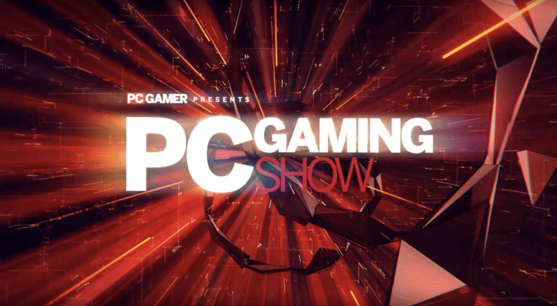 The PC Gaming Show E3 2019