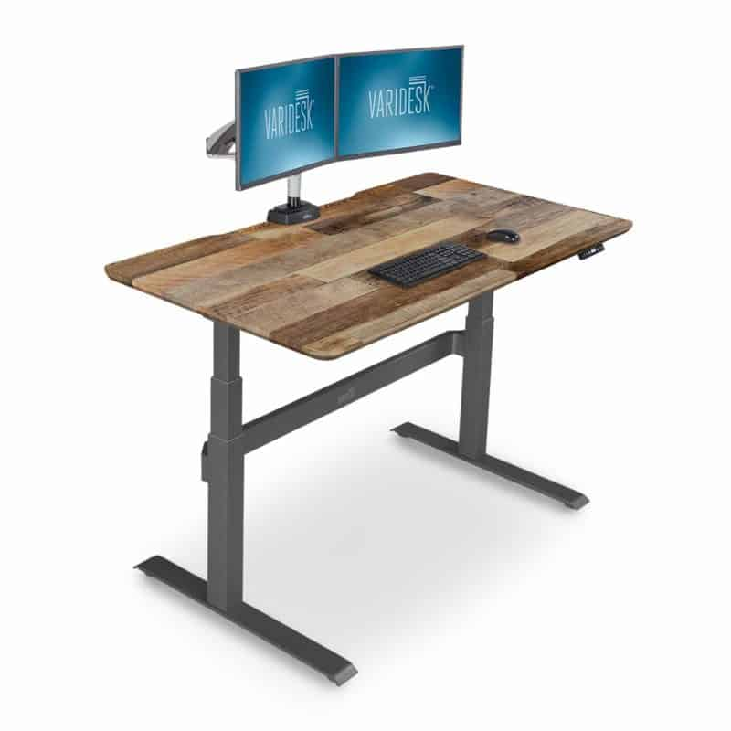 Magnificent The Top 5 Best Standing Desks In 2019 Converter And Sit Stand Download Free Architecture Designs Sospemadebymaigaardcom