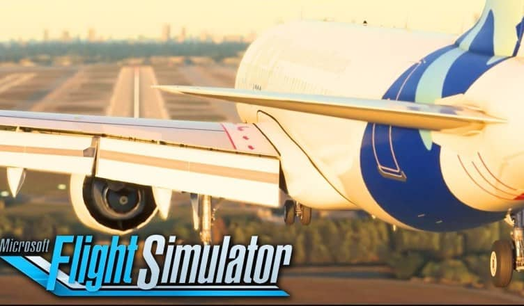 microsoft flight simulator e3 2019