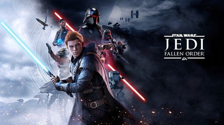 star wars jedi fallen order E3 2019