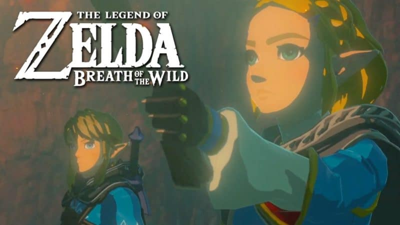 the legend of zelda breath of the wild sequel E3 2019