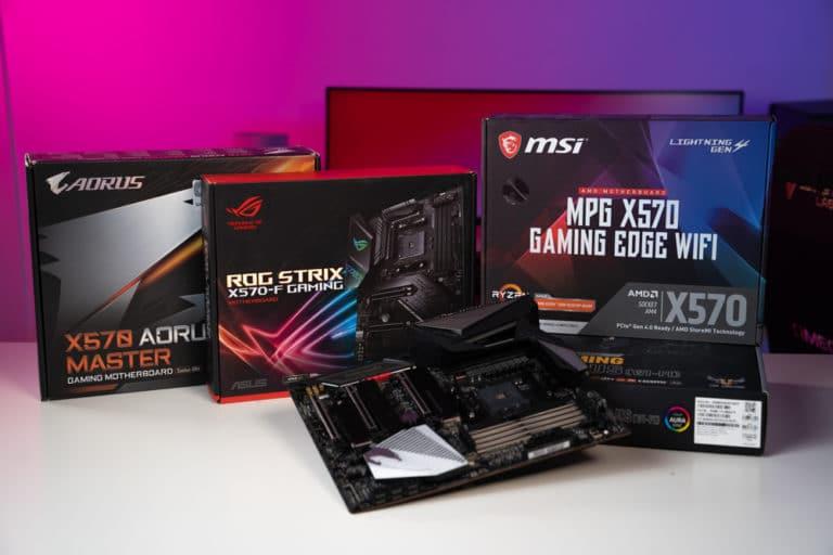 best x570 motherboard
