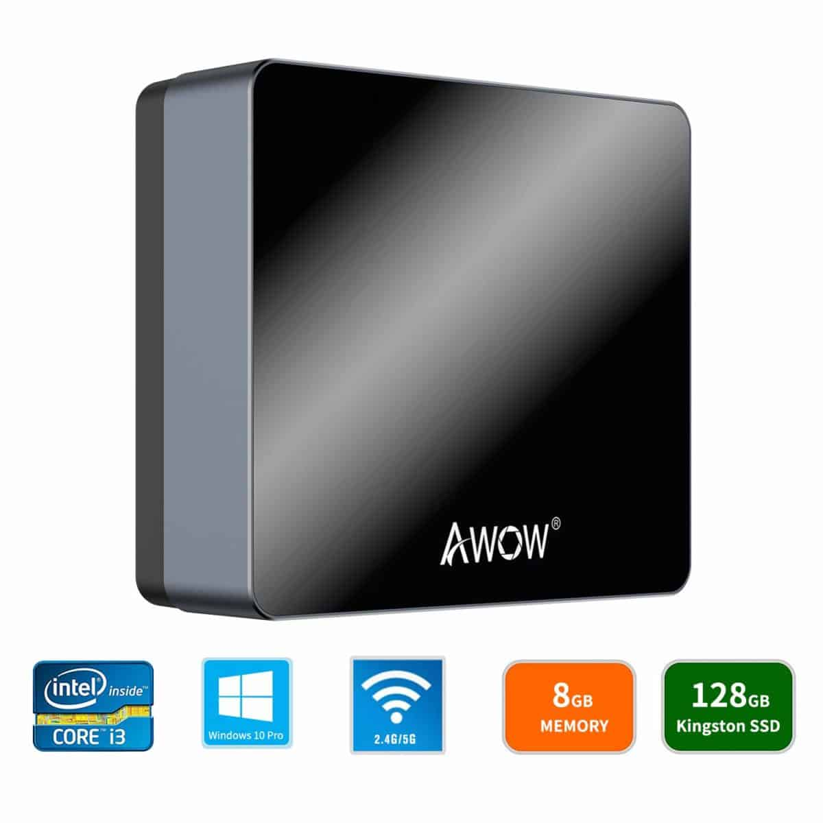 AWOW NYi3 Mini PC