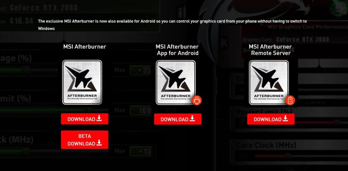 How To Use MSI Afterburner - WePC com