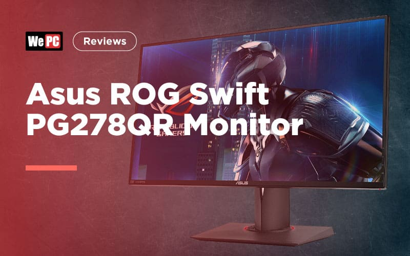 Asus ROG Swift PG278QR Monitor
