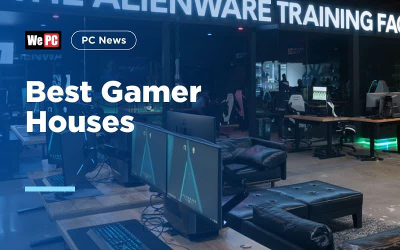 Best Gamer Houses