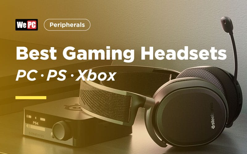 Best Pc Gaming Headset 2020.The Best Gaming Headsets In 2019 Wepc Com