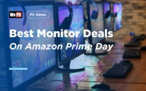 Our Best Monitor Deals on Amazon Prime Day Featuring 1080P, 4K & Ultrawide Screens