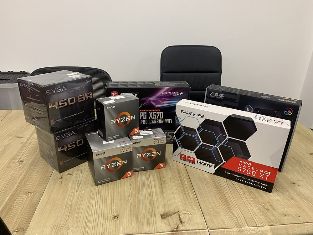 AMD Ryzen 3000 Bundle
