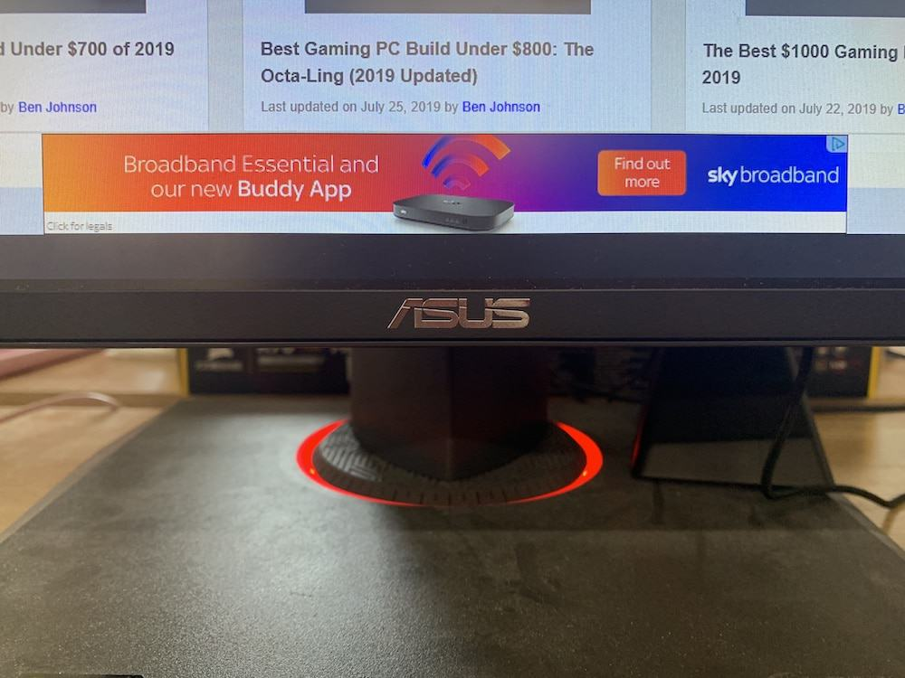 Asus ROG Swift PG278QR Monitor Review