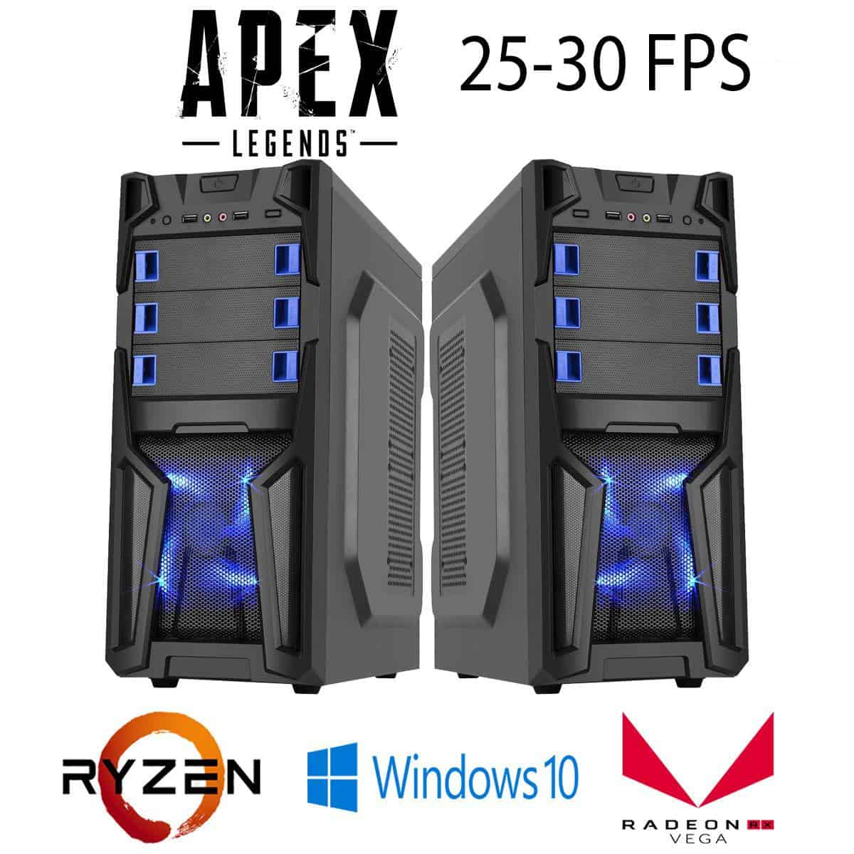 Peachy Best Prebuilt Gaming Pcs Under 500 5 Budget Desktops 2019 Best Image Libraries Weasiibadanjobscom