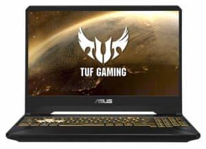 TUF gaming laptop Ryzen 7