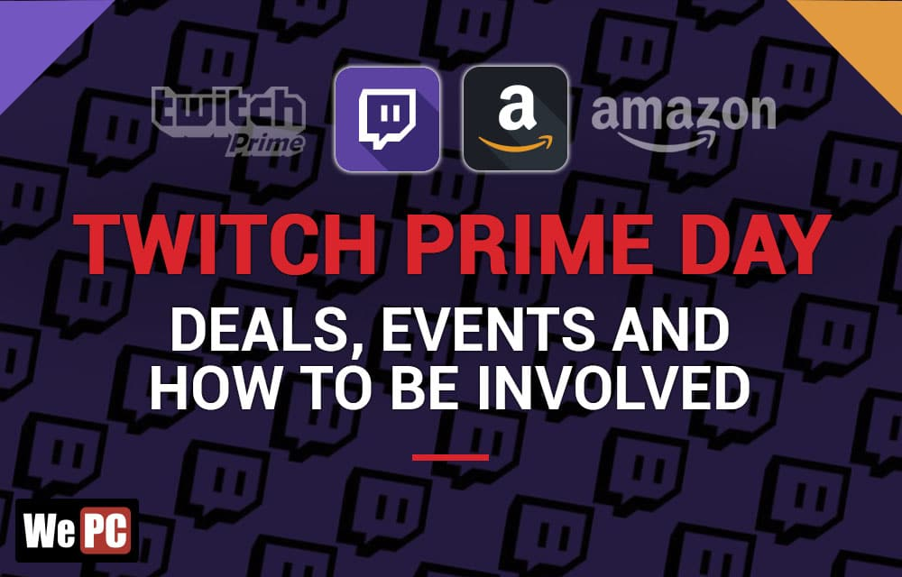 Twitch Prime Day