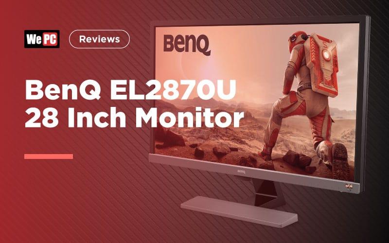 BenQ EL2870U 28 Inch Monitor