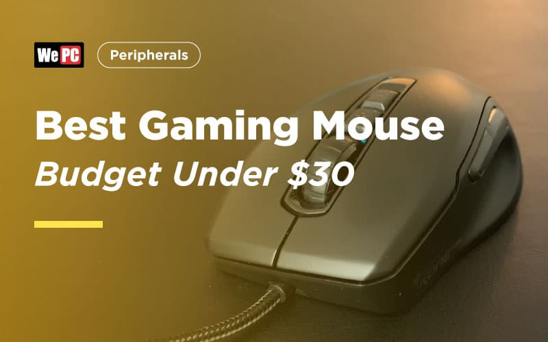 Best Gaming mouse Budget Under $30