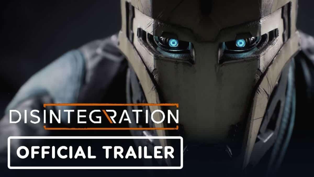 Disintegration gamescom