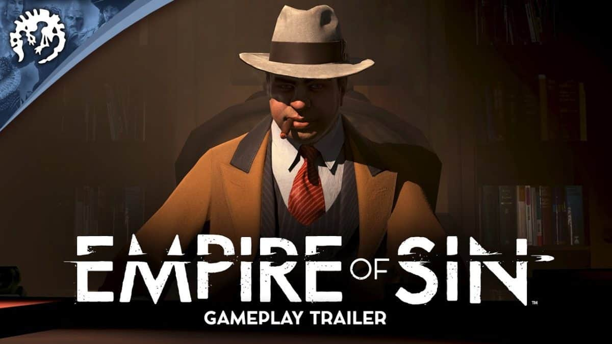 Empire of Sin Gameplay Trailer Spectacularly Channels 1920's Chicago