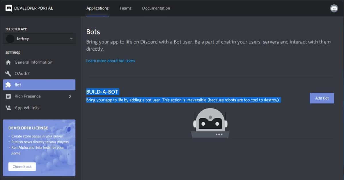 How To Make Discord Bot 2C