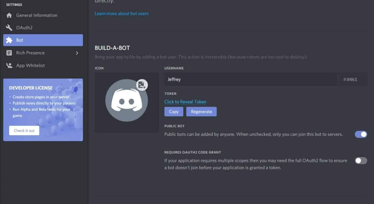 How To Make Discord Bot 3