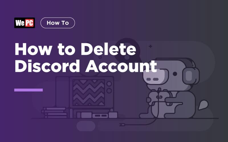 How to Delete Discord Account 1