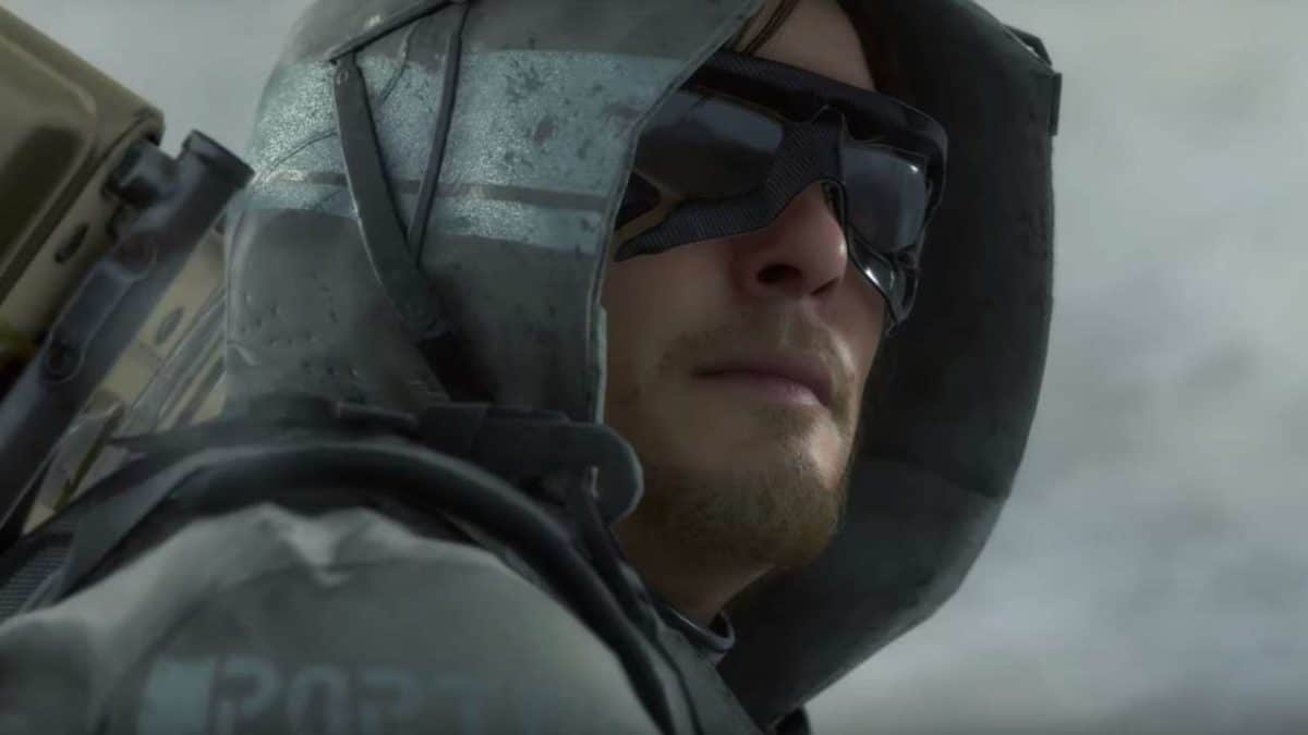 Kojima Regales With Intriguing Death Stranding Gameplay Footage At Gamescom