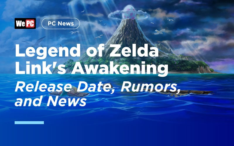 Legend of Zelda Links Awakening release